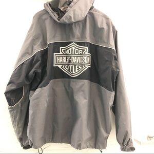 Harley Davidson 3M Jacket • SIZE LARGE